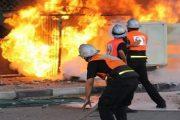 كلاكيت ثالث مرة: السيطرة على حريق مصنع بكرداسة بقرية كومبرة