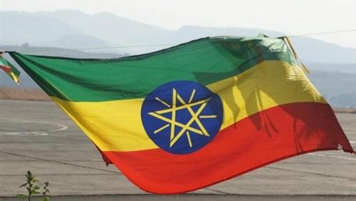 علم أثيوبيا