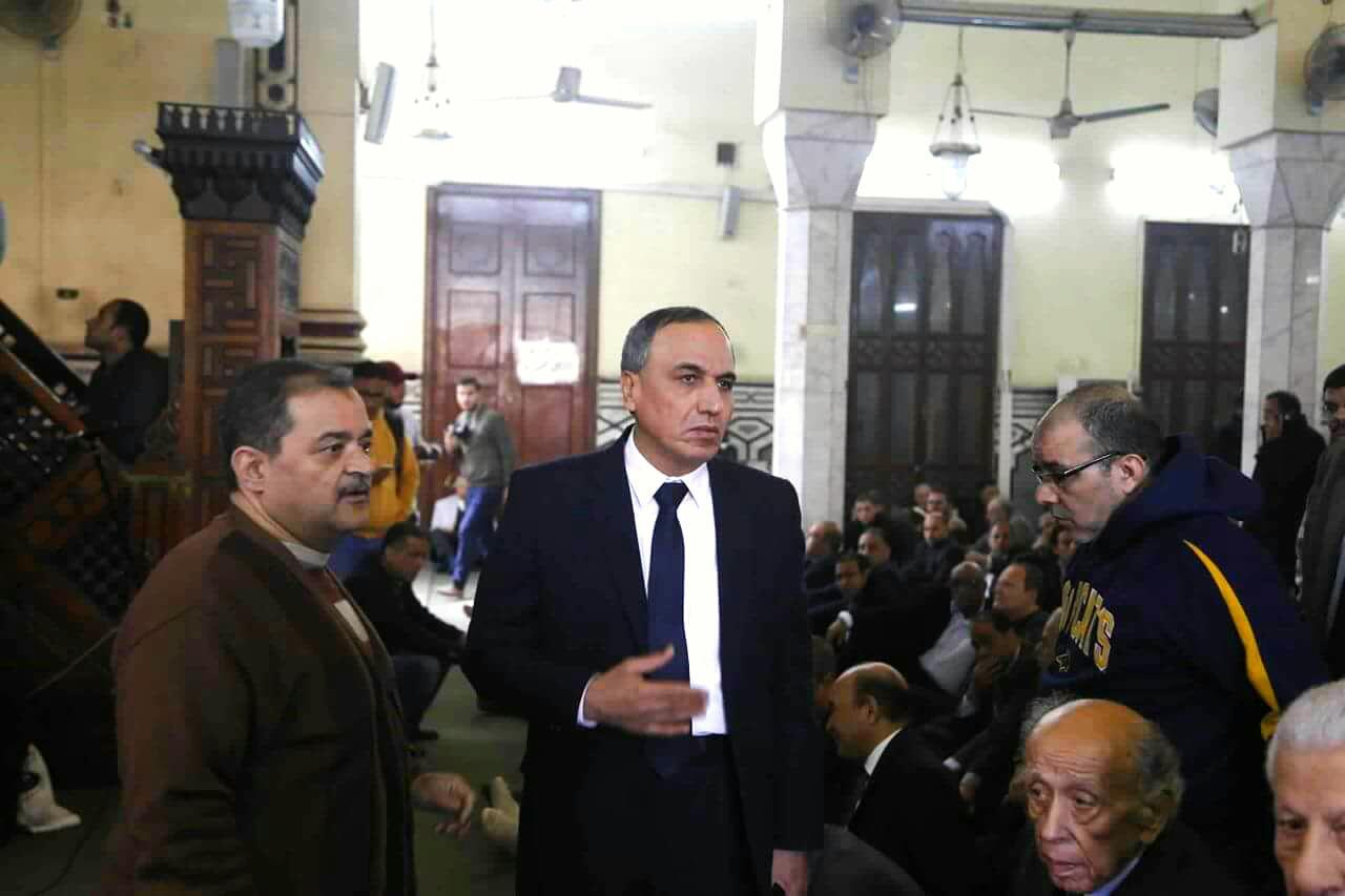 إبراهيم نافع - من قرية البضائع إلى مقابر الأسرة بمدينة 6أكتوبر.
