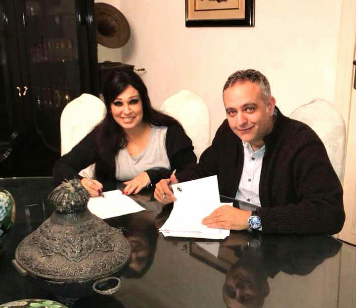محمد حفظي يختار فيفي عبده لبطولة مسلسله القادم
