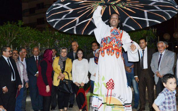 بالصور أمانة شمال قسم أول أكتوبر بحزب مستقبل وطن تشارك في احتفالية أبطال النصر