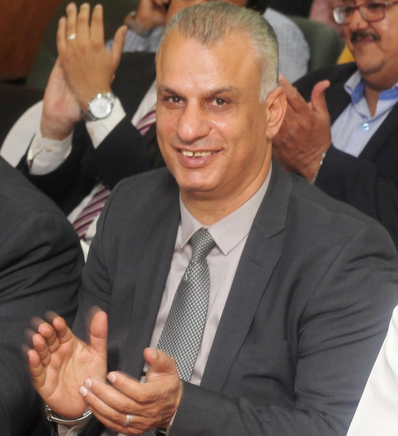 المستشار: صبري حسين - مرشحا لعضوية مجلس إدارة نادي ٦أكتوبر الرياضي