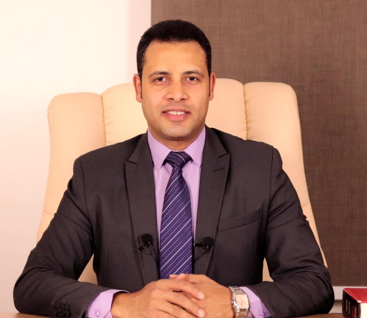 المستشار ياسين عبدالمنعم عضوا بالمكتب التنفيذي ومديرا لهيئة الرياضة بالملتقى الدولي للشباب