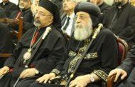 بالصور: الأب تواضروس الثاني يشهد احتفال الكنيستين الأرثوذكسية والكاثوليكية بيوم المحبة الأخوية