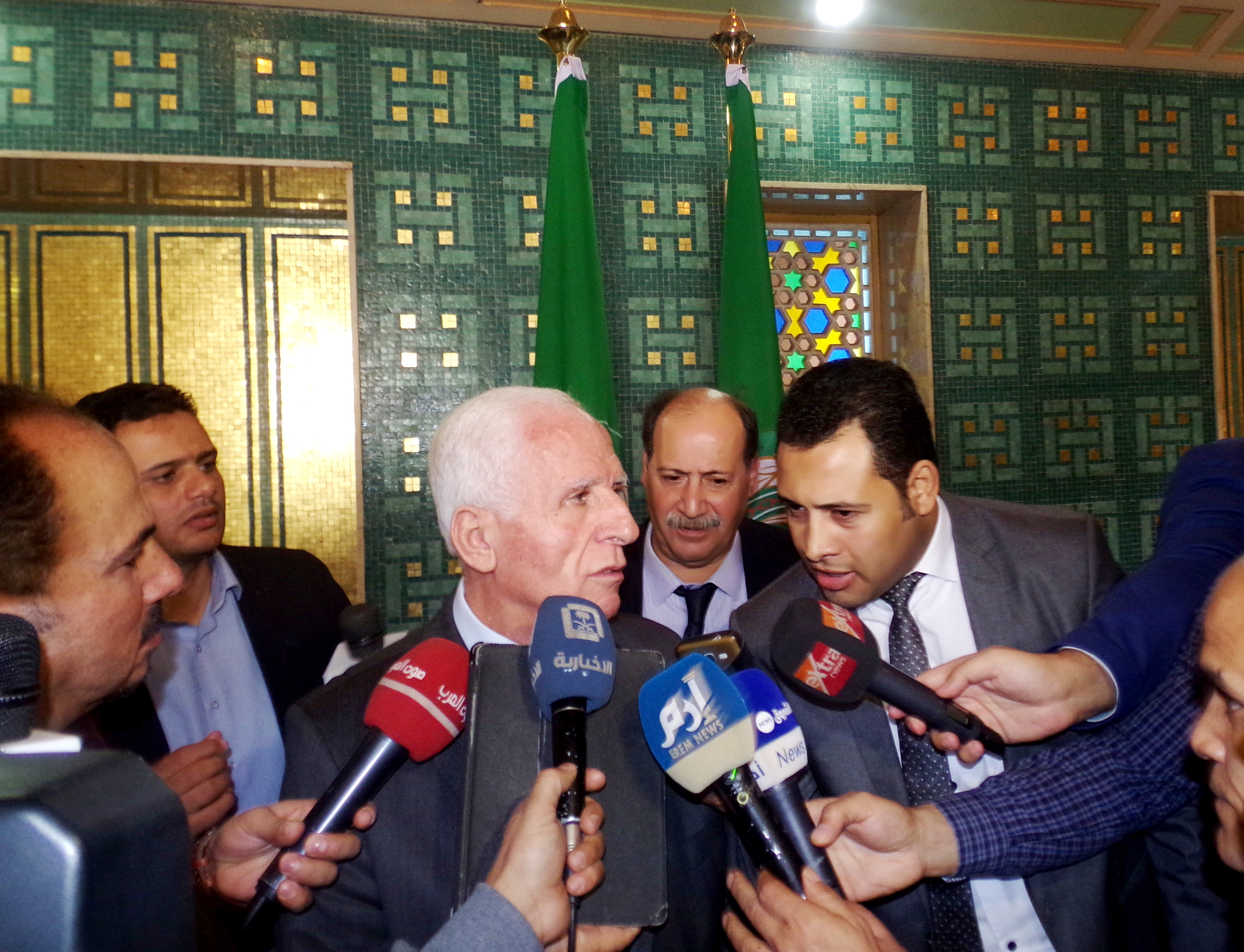 البرلمان العربي: الولايات المتحدة أخرجت نفسها كدولة كبري من عملية السلام والخيار العسكري متاح للفلسطينيين.
