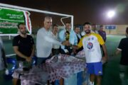 بالصور ختام فعاليات دوري مستقبل وطن خماسيات كرة القدم