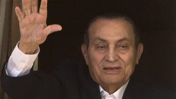 وفاة الرئيس المصري الأسبق/ محمد حسنى مبارك - بعد تسع سنوات من خطاب التنحي