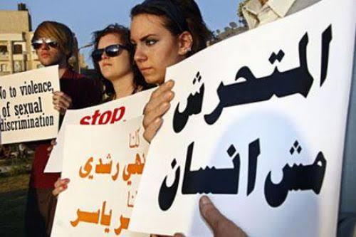 غادة اسماعيل - تواصل سلسلة رسائلها بعلم الوصول: (رسالة إلى شباب مصر)