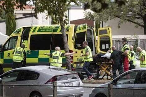 قتلا مسجد نيوزيلندا بينهم أردنيين وسعودي وفلسطينين
