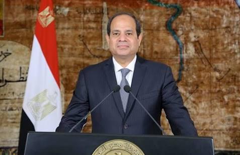 نائب صدام حسين يهنئ السيسي بفوزه بالرئاسة