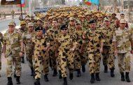 غادة اسماعيل تواصل سلسلة رسائل بعلم الوصول: (رسالة إلى جيش مصر الرشيد)