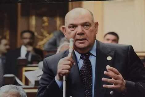النائب محمد ماهر: دعم الرئيس السيسي لفترة رئاسية ثانية واجب على كل وطني محب لمصريته.