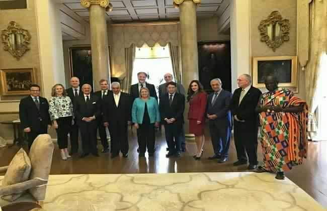 زاهي حواس و رئيس جمهورية مالطة يفتتحان مؤتمر منظمة البحر الأبيض للسياحة بجمهورية مالطة