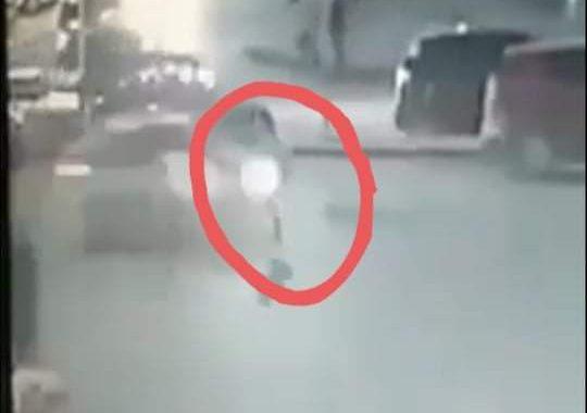 بالفيديو طريق الحصري سابقا.. طريقا للموت حاليا